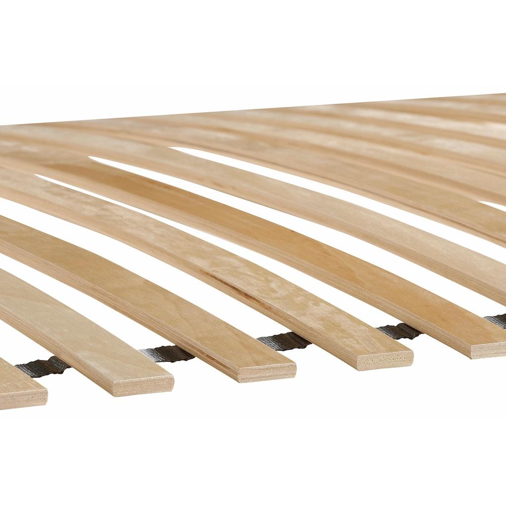 Traumecht Komfortschaummatratze + Rollrost »Starter-Kit«, clever: Matratze plus Rollrost