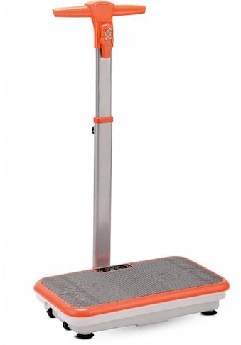 VibroShaper™ Vibrationsplatte 3 Intensitätsstufen 200 Watt (Set, mit Trainingsbändern) kaufen