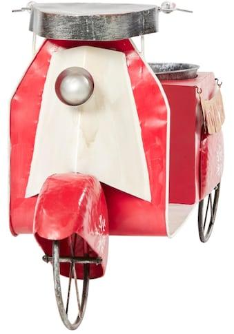 Dekoobjekt »Weihnachts - Roller X - Mas« kaufen