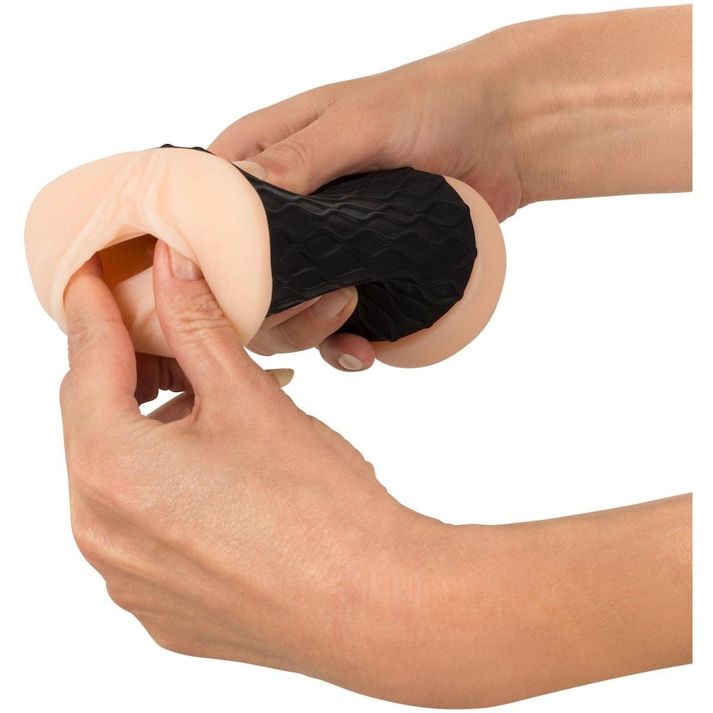 NATURE SKIN Masturbator »Pussy & Ass«, mit zwei Lustöffnungen