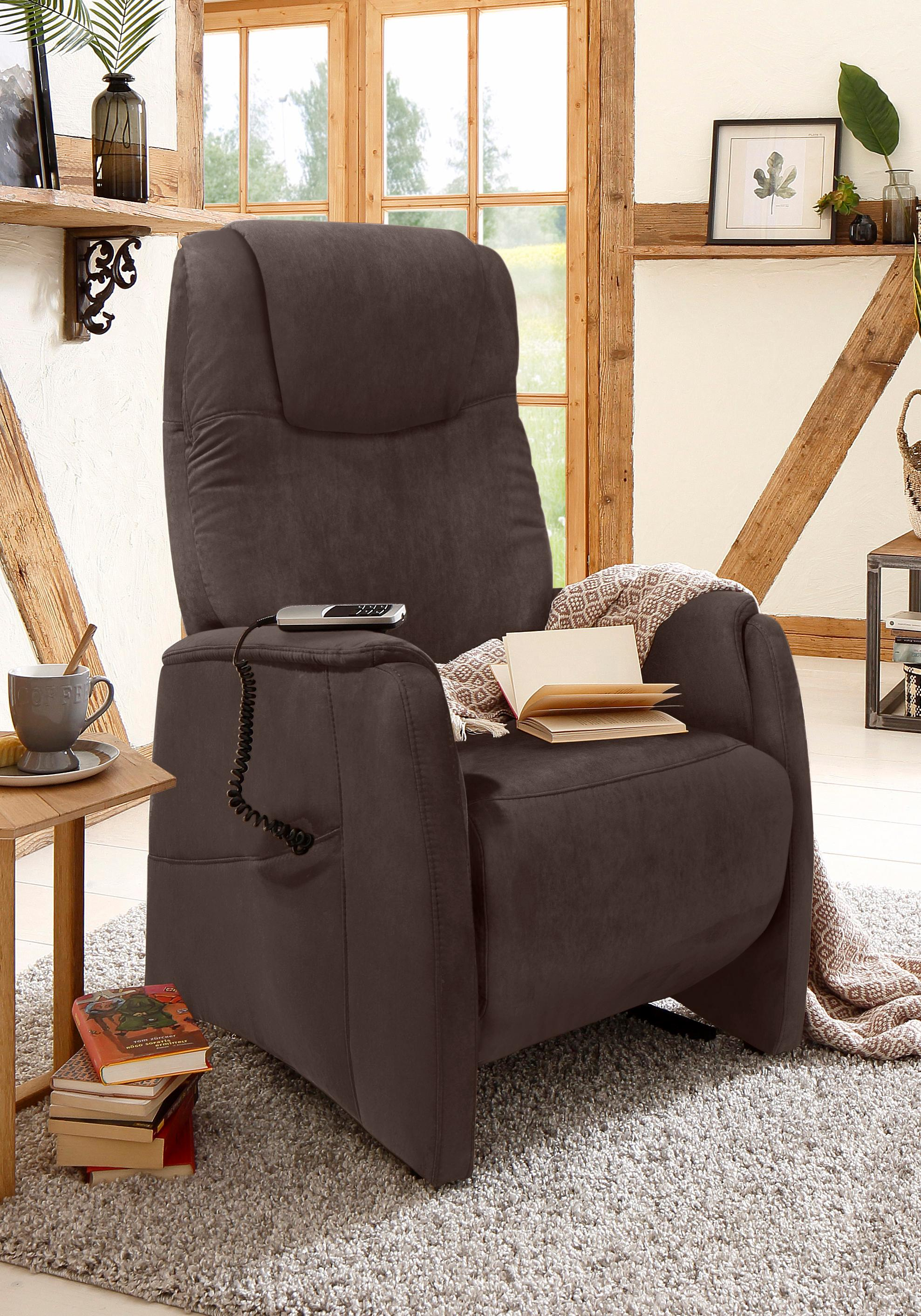 Home affaire TV-Sessel »Mamba« | Wohnzimmer > Sessel > Fernsehsessel | home affaire