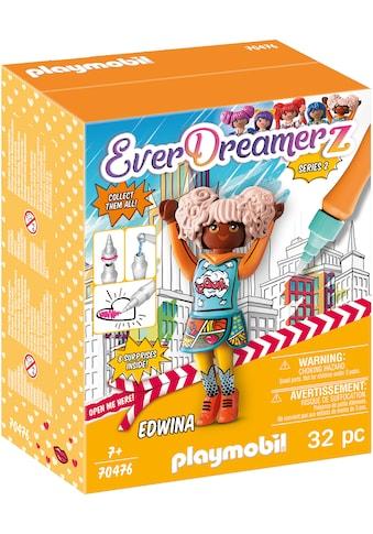 Playmobil® Konstruktions-Spielset »Edwina - Comic World (70476), EverDreamerz«, (32... kaufen