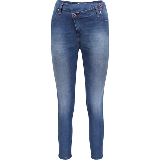 Please Jeans Röhrenjeans »P 0JB«