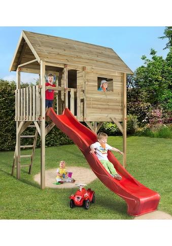 WEKA Spielturm »Tabaluga«, BxTxH: 125x235x332 cm inkl. Rutsche kaufen