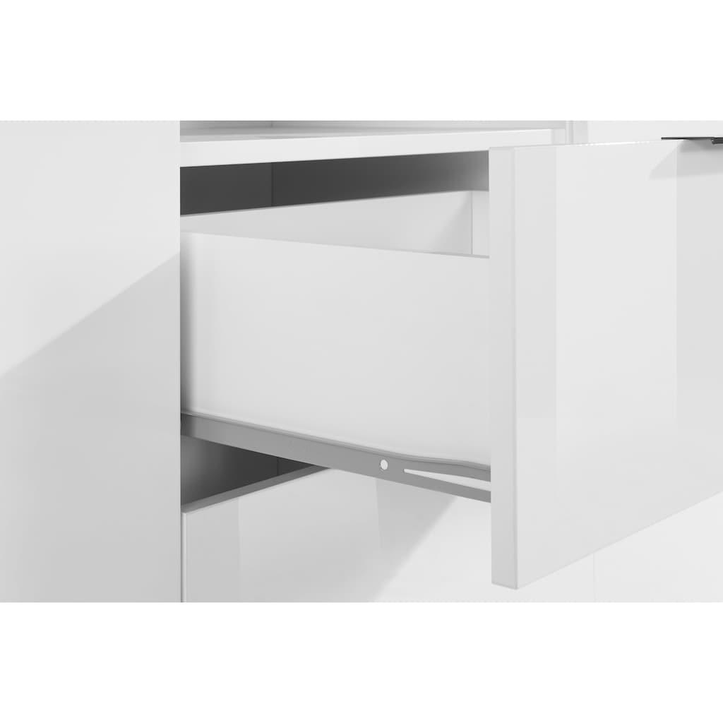 KITALY Highboard »CASANOVA«, Breite ca. 150 cm
