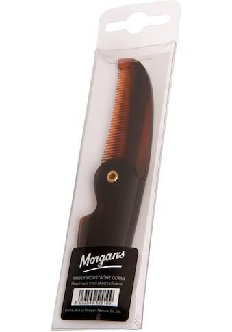 Morgan's Bartkamm »Foldable Moustache Comb«, klappbar, klein kaufen