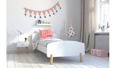 Lüttenhütt Bett »Lizzi« kaufen