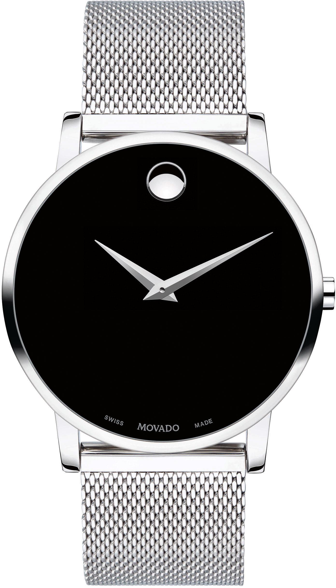 MOVADO Schweizer Uhr »MUSEUM, 607219« | Uhren > Schweizer Uhren | MOVADO