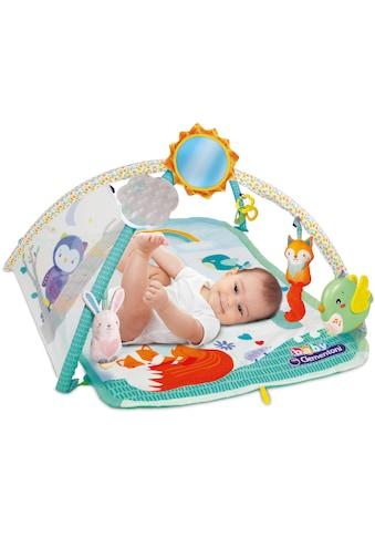 Clementoni® Spielbogen »Baby, For You - Aktivitäts-Matte« kaufen