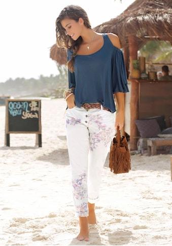 LASCANA Strandhose, mit schmalem Bein kaufen