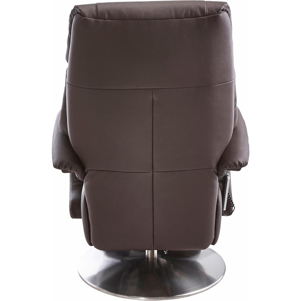 Places of Style TV-Sessel »Gisborne«, in Größe L, wahlweise mit Motor und Aufstehhilfe