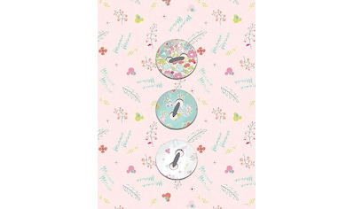 KOMAR XXL Poster »Minnie Mouse Buttons« kaufen