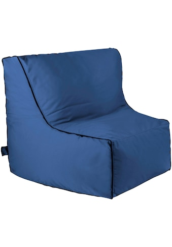 OUTBAG Sitzsack »Piece/Zipper Plus«, für den Außenbereich, BxT: 80x90 cm kaufen