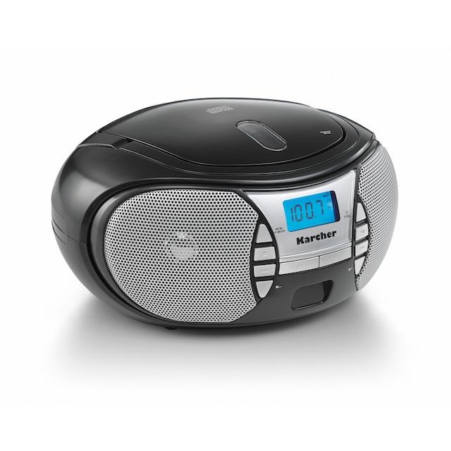 Karcher tragbares CD-Radio »RR 5025-B«