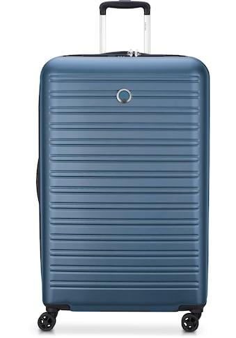 Delsey Hartschalen-Trolley »Segur, 70 cm, blue«, 4 Rollen kaufen