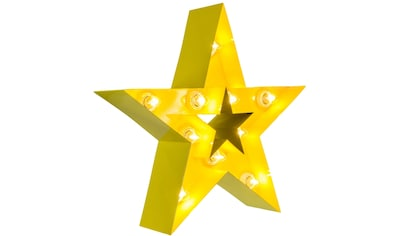 MARQUEE LIGHTS,LED Dekolicht»Stern«, kaufen