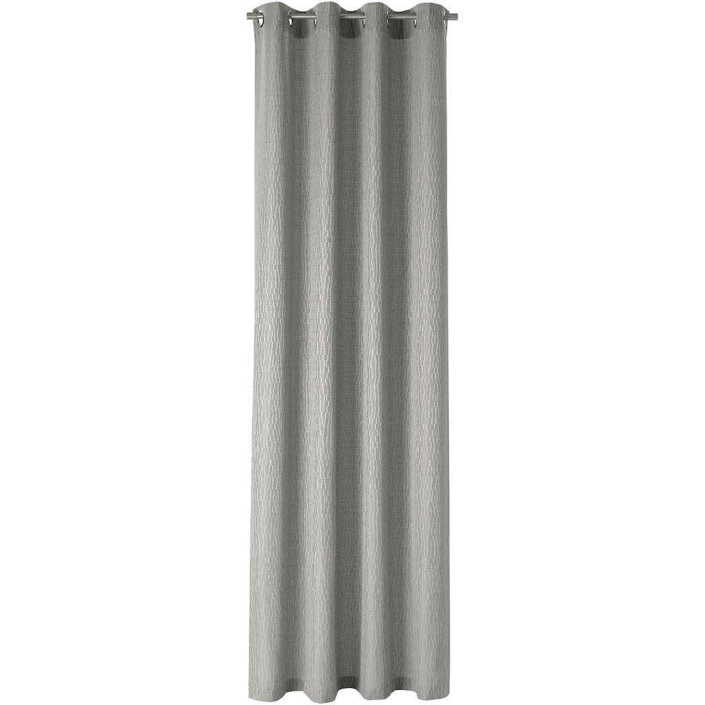 Neutex for you! Vorhang nach Maß »MESSINA«, Ösenschal mit Metallösen