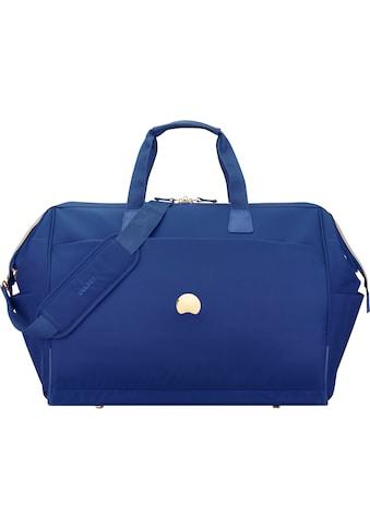 Delsey Reisetasche »Montrouge, blue«, mit TSA-Schloss kaufen