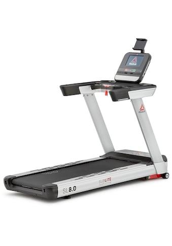 Reebok Laufband »SL8.0«, 4,0 PS, 20km/h kaufen
