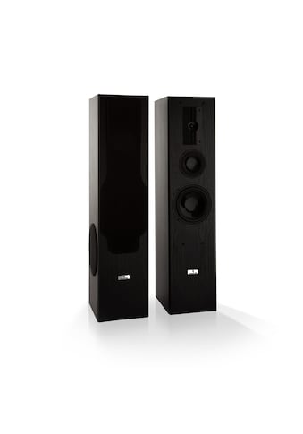 Auna Standlautsprecher 3-Wege-HiFi-Lautsprecher 700 W max. schwarz »Line E 1005« kaufen