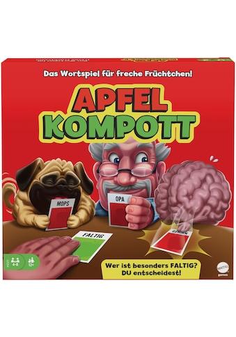 Mattel games Spiel »Apfelkompott« kaufen