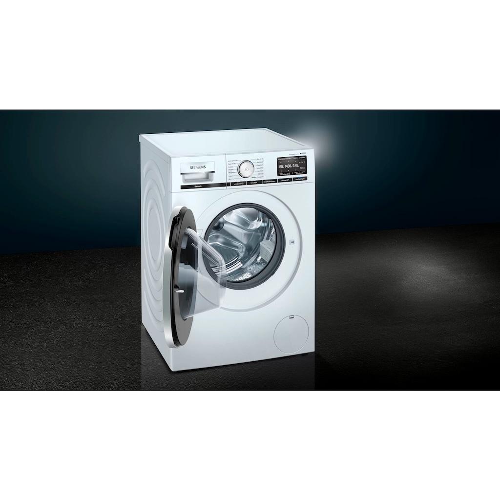 SIEMENS Waschmaschine, WM14VG43, 9 kg, 1400 U/min