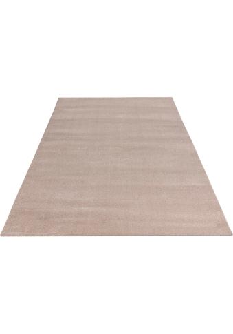Obsession Teppich »Jive 615«, rechteckig, 18 mm Höhe, Kurzflor, Wohnzimmer kaufen