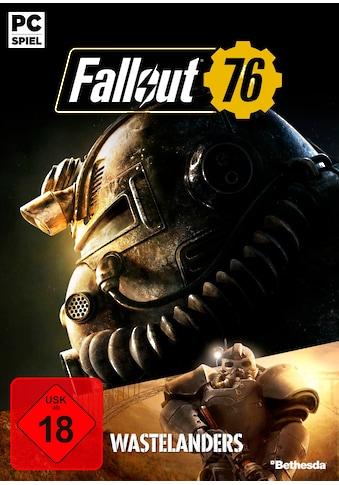 Fallout 76 Wastelanders PC kaufen