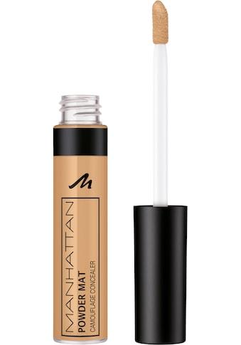 MANHATTAN Concealer »Powder Mat Camouflage« kaufen