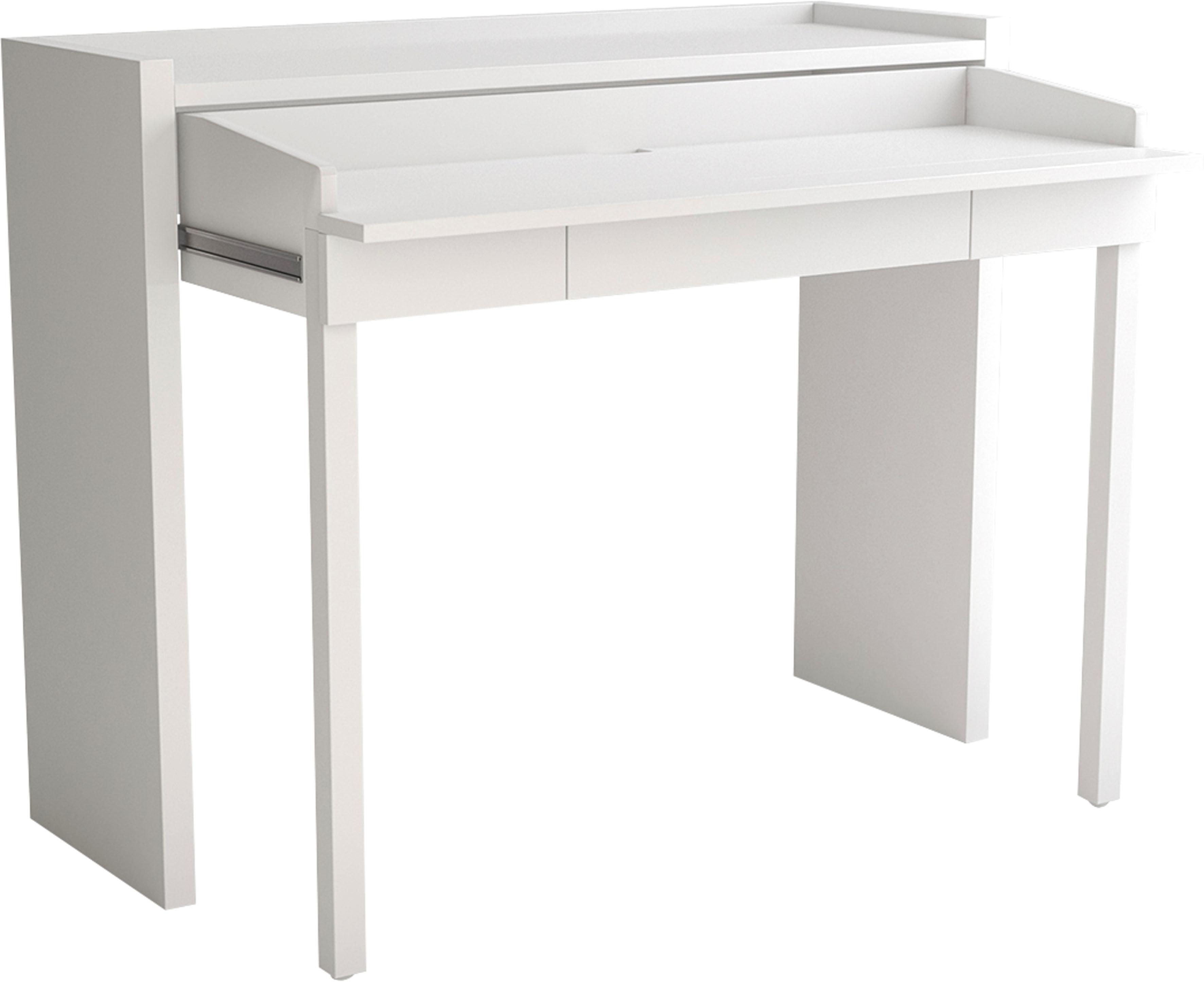 Schreibtisch extravagant  Woodman Schreibtisch »Jens« im extravaganten Design