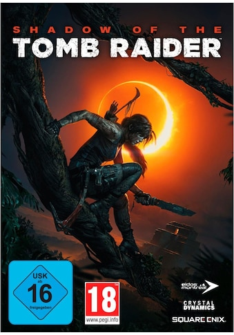 SHADOW OF THE TOMB RAIDER PC kaufen