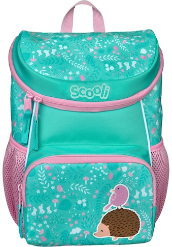 Scooli Kinderrucksack »Mini-Me, Ida & Jill«, Reflektoren kaufen