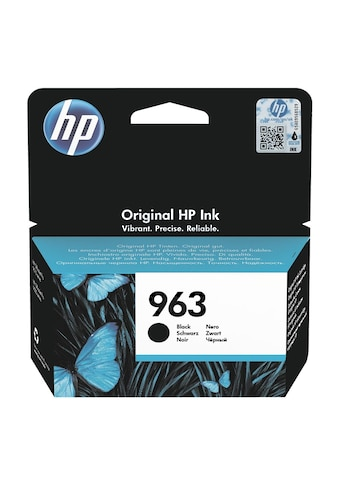 HP Tintenpatrone HP 963 schwarz »3JA26AE« kaufen