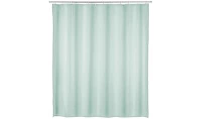 WENKO Duschvorhang »Uni Weiß« Breite 200 cm kaufen