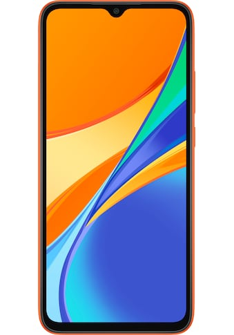 """Xiaomi Smartphone »Redmi 9C«, (16,6 cm/6,53 """", 32 GB Speicherplatz, 13 MP Kamera) kaufen"""