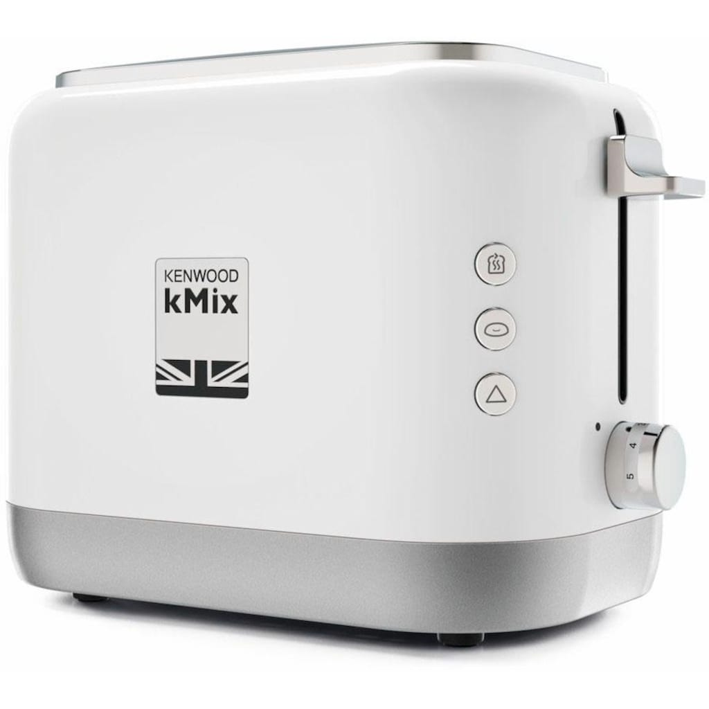 KENWOOD Toaster »TCX751WH«, 2 kurze Schlitze, 900 W