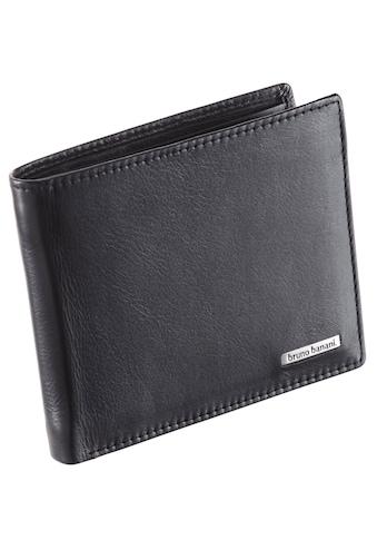 Bruno Banani Geldbörse, mit Datenschutz Funktion kaufen