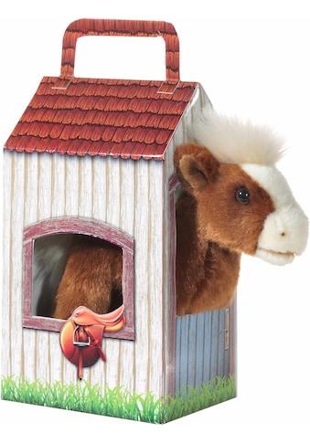 Heunec® Kuscheltier »Mi Classico, Pferd im Stall, ca. 16 cm« kaufen