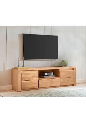Premium collection by Home affaire Lowboard »Burani«, grifflose Optik, Fernsehtisch kaufen