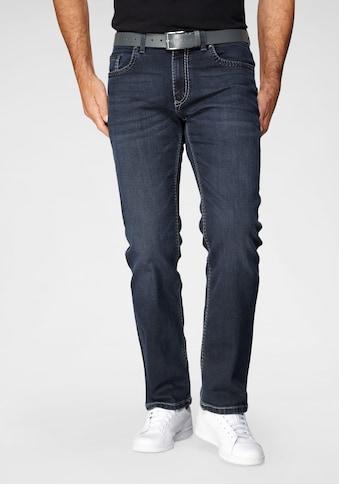 Pioneer Authentic Jeans Straight-Jeans »Rando dicke Nähte« kaufen
