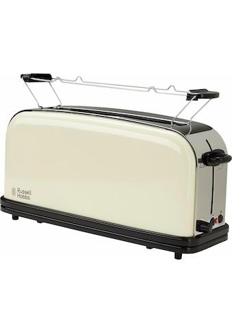 RUSSELL HOBBS Toaster »Colours Plus+ Classic Cream 21395-56«, 1 langer Schlitz, 1000 W kaufen