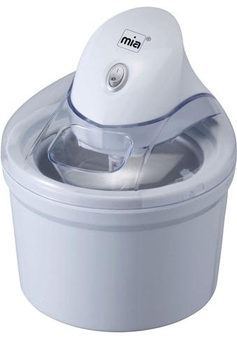 MIA Eismaschine IC 9963, 1,2 Liter, 12 Watt kaufen