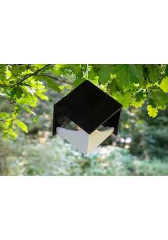 dobar green label Futterhaus »Kubus«, für Wildvögel, BxLxH: 20x20x27 cm kaufen