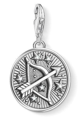 THOMAS SABO Charm-Einhänger »Sternzeichen, 1638-1649-643-21«, mit Zirkonia kaufen