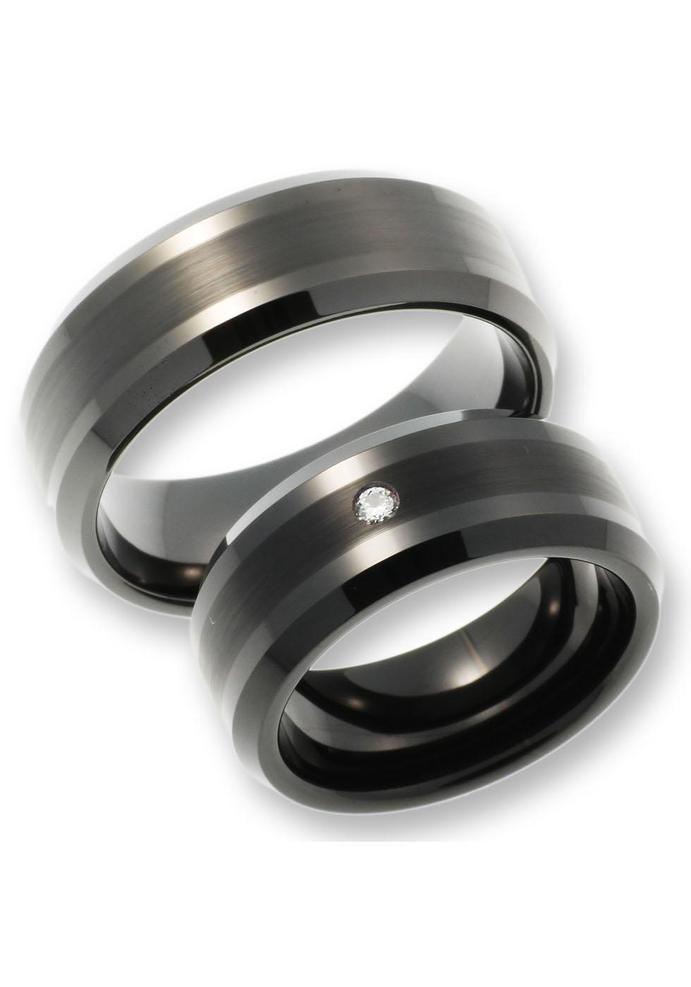 CORE by Schumann Design Partnerring »TW012.02 10008961, TW012.09 19013845«   Schmuck > Ringe > Partnerringe   CORE BY SCHUMANN DESIGN