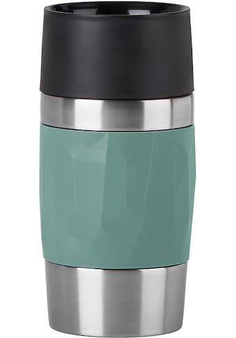 Emsa Thermobecher »Travel Mug Compact«, Edelstahl, 300 ml Inhalt, auslaufsicher, 3h... kaufen