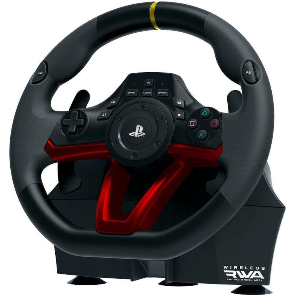 Hori Lenkrad »Lenkrad Wireless RWA Racing Wheel«