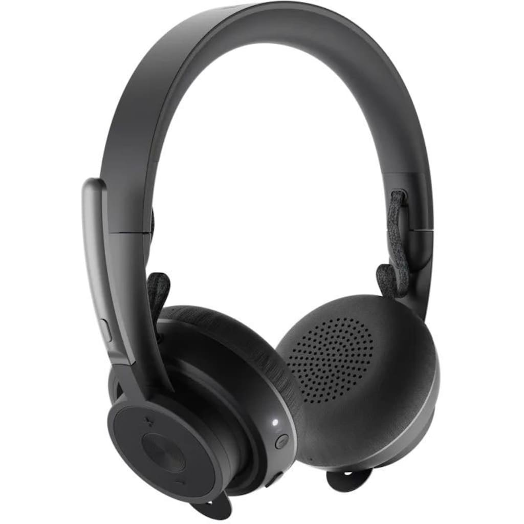 Logitech Headset »Zone Wireless«, Bluetooth, Noise-Reduction