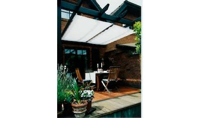FLORACORD Sonnensegel , BxL: 330x140 cm, weiß kaufen