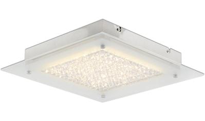 näve LED Deckenleuchte »Kristall«, LED-Board, Warmweiß, LED Deckenlampe kaufen